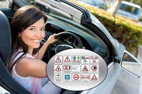 E Careers - Online driver theory training course - Save 94%