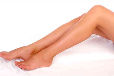 Beauty by Sophie - Full leg wax - Save 75%