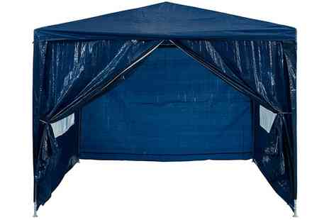 Groupon Goods Global GmbH - KD Gazebo in Choice of Size and Colour - Save 82%