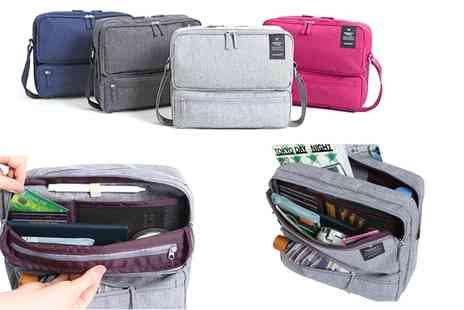 Groupon Goods Global GmbH - One or Two Multi Compartment Travel Bags - Save 80%