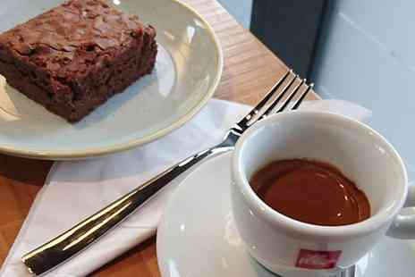 Urban Cafe Fountainbridge - Coffee and Cake for One, Two or Four - Save 40%