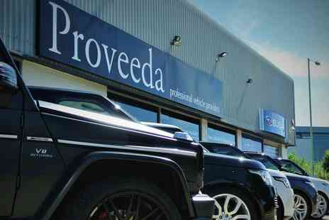 Proveeda - MOT and Air Con Inspection - Save 46%