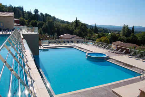 Chateau de Camiole - Four Star Apartment Stay For Two in Provence - Save 40%
