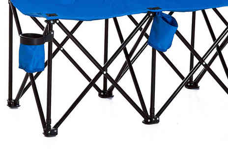 Mhstar - 6 Seat Folding Camp Bench - Save 0%