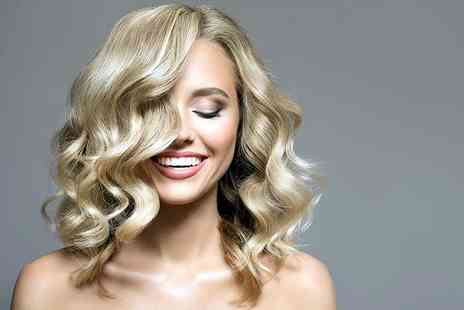 Hair by Lynn McGeoch - Wash, haircut and blow dry with a Revlon conditioning treatment - Save 73%