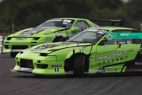 Prodrift Academy - Three hour pro drifting experience for one or two - Save 80%