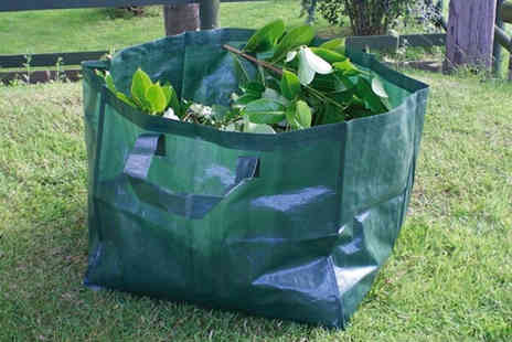 Hyfive - Set of two showerproof garden bags - Save 62%