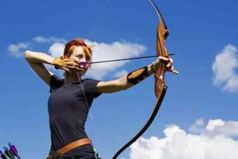 Chaos Leisure - One Hour Archery or Rifle Range Experience for Up to Four - Save 48%