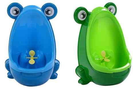 Groupon Goods Global GmbH - Childrens Frog Shaped Potty - Save 58%
