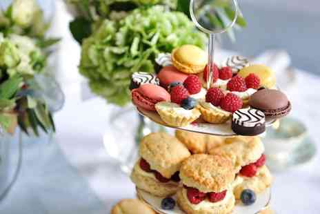 Hilton Garden Inn - Afternoon Tea with Glass of Prosecco for Two or Four - Save 47%