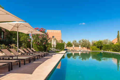 Adama Resort - Four Star Villa Stay For Two with Spa Extras in Marrakech - Save 60%