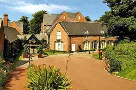 Worsley Park Marriott Hotel - Four star hotel stay near Manchester - Save 0%
