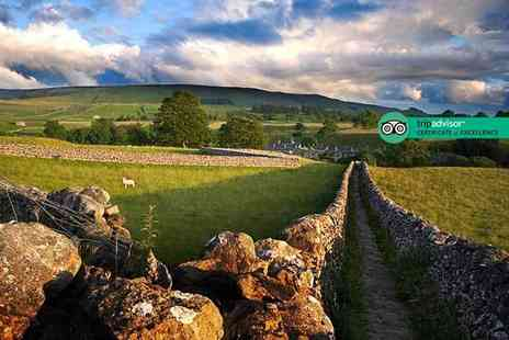 The Tennants Arms Hotel - One or two night Yorkshire Dales stay for two people with breakfast - Save 31%