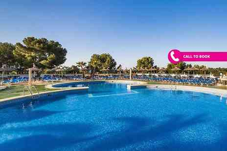 Super Escapes Travel - Three, five or seven night all inclusive Mallorca stay with flights - Save 39%