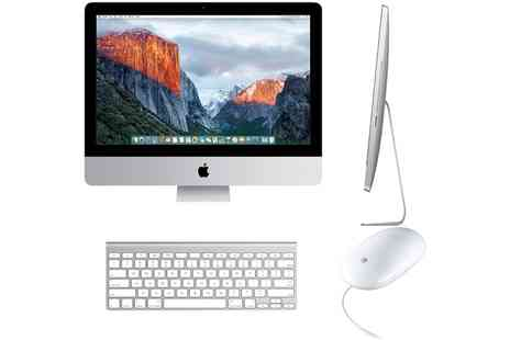 Buyer Area - Refurbished Apple iMac 21.5 Inch Intel Core i7, Keyboard and Mouse With Free Delivery - Save 0%