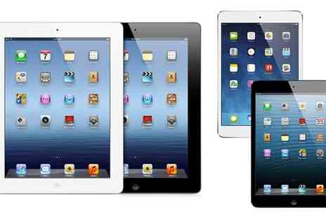 Ezy Gadgets - Refurbished Apple iPad 2, 3, 4 16 To 32GB or Apple iPad Mini 16 To 32GB With Free Delivery - Save 0%