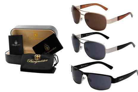 Groupon Goods Global GmbH - Burgmeister Mens Sunglasses in a Choice of Design - Save 85%