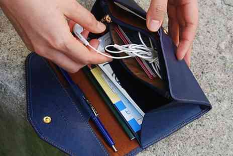 Groupon Goods Global GmbH - Up to Four Womens Multi Compartment Wallets - Save 83%