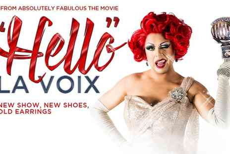 Live Nation HQ - La Voix Ticket on 6 April  to 29 June - Save 41%