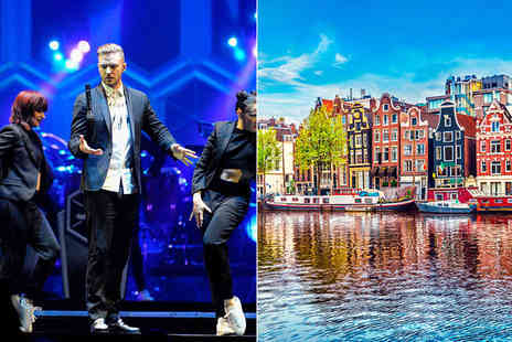 Bilderberg Garden Hotel - Five Star Elegant Amsterdam Break with Justin Timberlake Concert - Save 0%