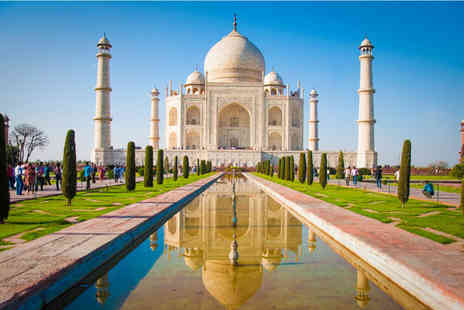 Golden Triangle - Five Star Luxury Tour of Indias Highlights - Save 0%