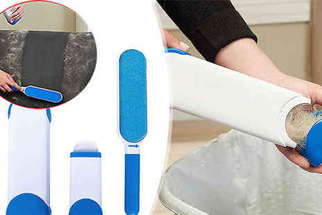 BB1 Gadgets Zone - Fluff and Lint Remover & Free Mini Brush - Save 84%