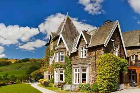 Holbeck Ghyll Country House Hotel - Afternoon tea for 2 with Lake Windermere views - Save 41%