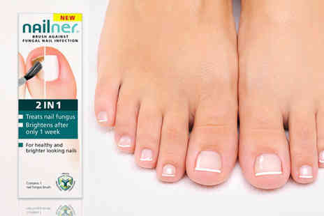 Jynx Direct - Nailner fungal nail repair brush - Save 50%