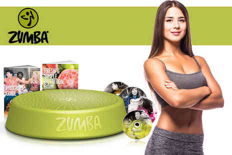 Orange Planet BV - Zumba Step and four fitness DVDs - Save 59%