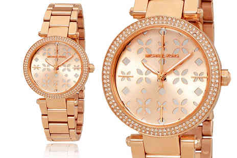 Wristy Business - Michael Kors MK6470 rose gold tone ladies watch - Save 42%