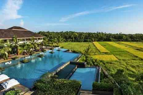 The Goa Experience - Five star 7 night Goa holiday including flights - Save 0%