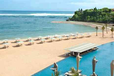 Mulia Resort - Luxe Nusa Dua Getaway at Award Winning Resort with Breakfast - Save 0%