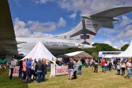 Royal Air Force Museum Cosford - Cosford Food Festival on 21 to 22 July - Save 29%