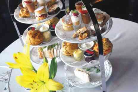 The Royal Hotel Whitley Bay - Afternoon Tea with Optional Prosecco for Two or Four - Save 25%