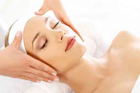 Renew Beauty - Basic Facial and Eyebrow Waxing or Threading - Save 40%
