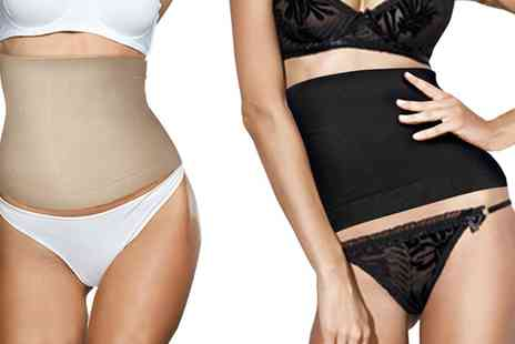 Groupon Goods Global GmbH - One or Two Slimming Effect Belts - Save 0%