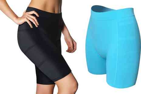 Groupon Goods Global GmbH - Cryosvelt Biowave Cyclist Shorts - Save 0%