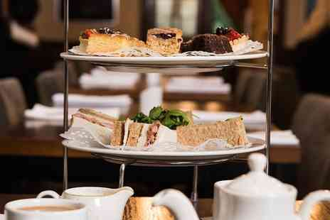 Bredbury Hall Hotel - Afternoon Tea for Two or Four - Save 0%