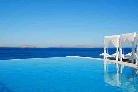 Saint John Hotel Villas & Spa - Five Star Sublime Sea Views in Mykonos - Save 43%