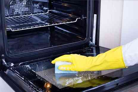 Cover Domestic Appliances - Professional single, double or range oven clean - Save 57%