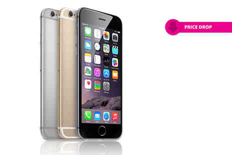 Renew Electronics - Refurbished 16GB or 64GB iPhone 6 choose from three colours - Save 49%