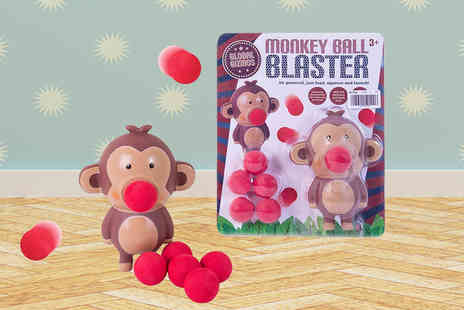 London Exchain Store - Monkey ball blaster game - Save 70%