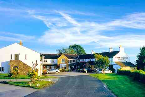 The Whoop Hall - One or Two Nights Stay for Two with Breakfast, Spa Access and Option for Dinner, Tea and Prosecco - Save 37%