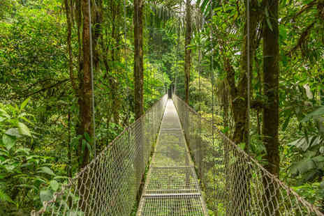 Costa Rica Tropical Adventure - Thrilling Trek Through an Eco Paradise - Save 0%