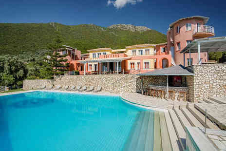 Red Tower Boutique Hotel - Three Star Laid Back Stay For Two in Beautiful Lefkada - Save 41%