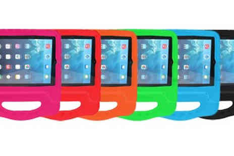 DML Solutions - Kids Shockproof iPad Case Choose 6 Colours - Save 60%