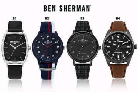Deals Direct - Ben Sherman watch - Save 57%