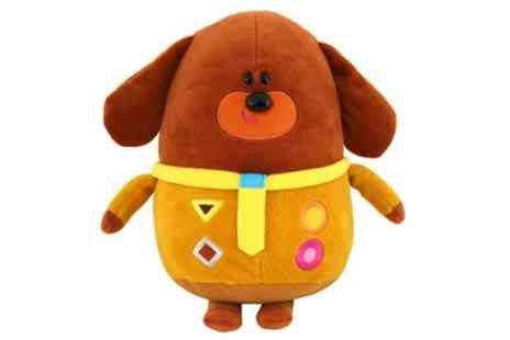 Groupon Goods Global GmbH - Hey Duggee Talking Duggee Soft Toy - Save 0%