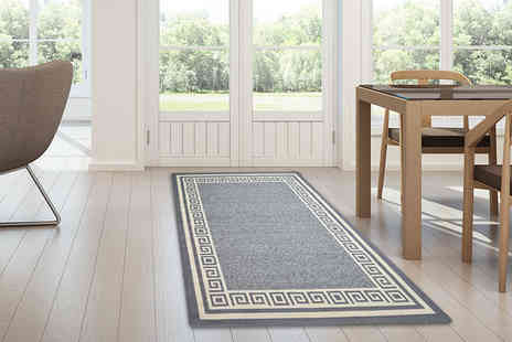 Home Decoration & Fashion - Non slip back door or runner mat - Save 74%