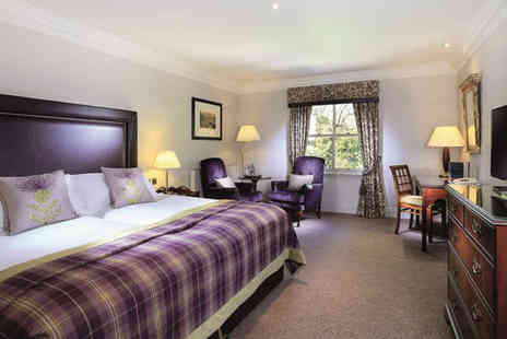 Macdonald Hotel Leeming House - Four Star A Relaxing Rural Retreat For Two In The Famous Lakes - Save 70%